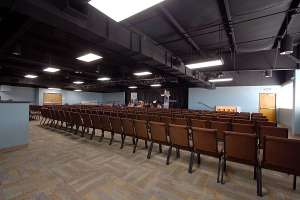 High School Auditorium and Classrooms