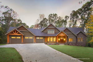 Craftsman Home in Raleigh
