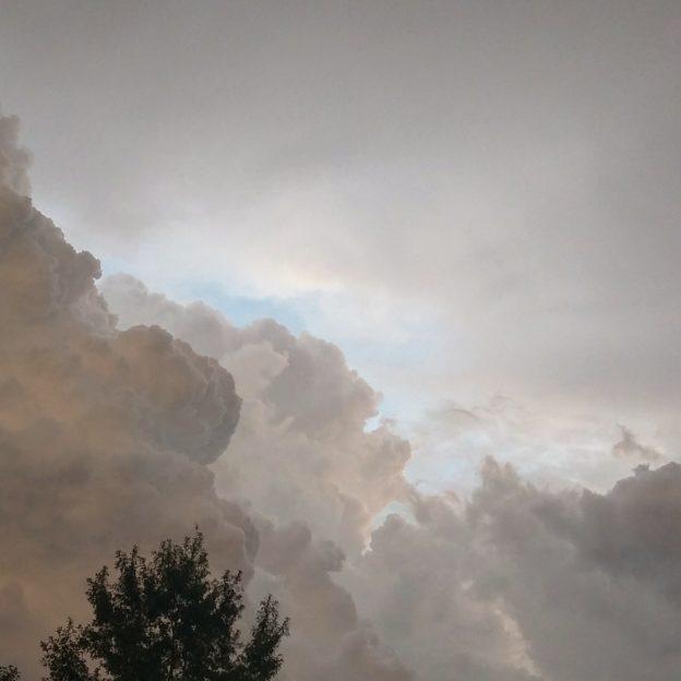 Twilight Clouds